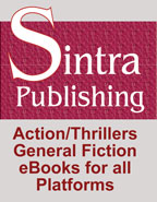 Sintra Publishing ebooks, action, thrillers, general fiction